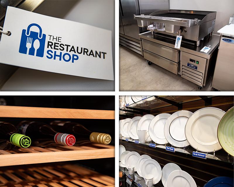 restaurant shop showroom1
